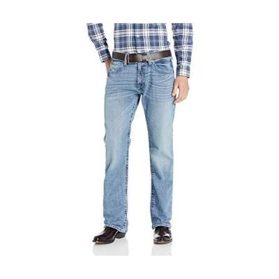 Ariat PANTS メンズ US サイズ: 44W x 36L カラー: ブルー
