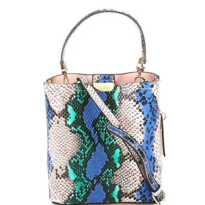 アルド レディース ショルダーバッグ バッグ Loiret Snake Print Bucket Bag