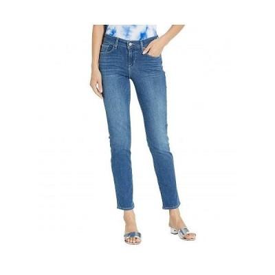 Levi's(R) Womens リーバイス レディース 女性用 ファッション ジーンズ デニム Mid Rise Skinny Jean - Blue Show Tune