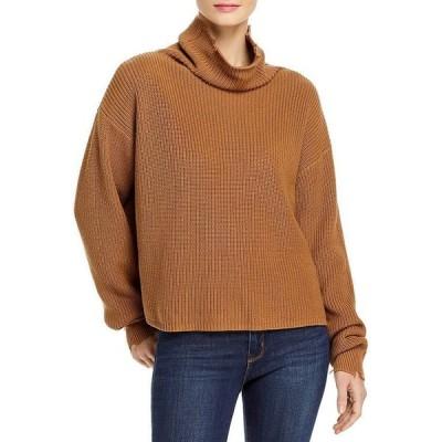 ピストーラ レディース ニット・セーター アウター Brandy Distressed Sweater