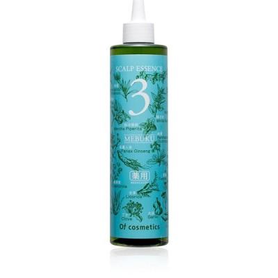 オブ・コスメティックス 薬用スキャルプエッセンス・3 リフィルサイズ (シトラスの香り) 300ml