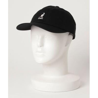 WEST CLIMB / KANGOL/カンゴール レザーベルトベースボールキャップ MEN 帽子 > キャップ