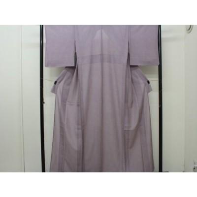 小紋単衣 紋紗夏鮫 楽布特選98782wbnt