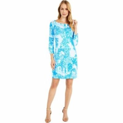 リリーピュリッツァー Lilly Pulitzer レディース ワンピース ワンピース・ドレス UPF 50+ Sophie Dress Multi Toile Me About It