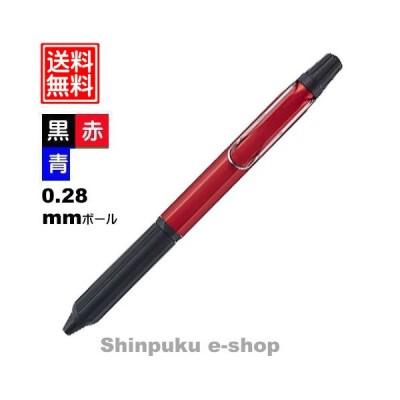 ジェットストリーム EDGE 3色 ツートンレッドSX3250328TR 三菱鉛筆(Z)