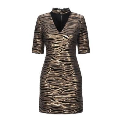 ALICE + OLIVIA チューブドレス  レディースファッション  ドレス、ブライダル  パーティドレス ブラック