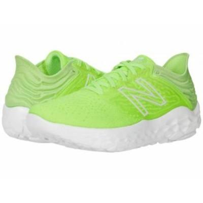 New Balance ニューバランス レディース 女性用 シューズ 靴 スニーカー 運動靴 Fresh Foam Beacon v3 Lime Glo/Arctic Fox【送料無料】