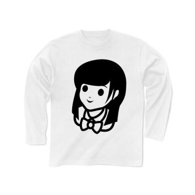 アイドルの素No.1 長袖Tシャツ(ホワイト)