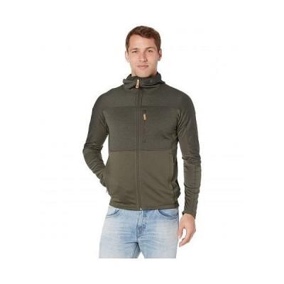 Fjallraven フェールラーベン メンズ 男性用 ファッション アウター ジャケット コート フリース ソフトシェル Abisko Trail Fleece - Deep Forest