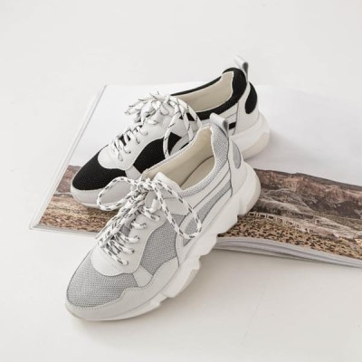 PIPPIN レディース スニーカー Daily leather sneakers #85988