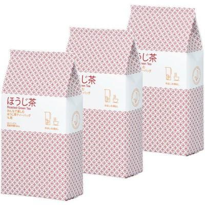 ハラダ製茶ハラダ製茶 みんなで楽しむほうじ茶ティーバッグ1L用 1セット(156バッグ:52バッグ入×3袋)