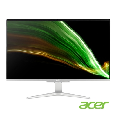 Acer C24-1655 11代i5四核 24型 AIO電腦(i5-1135G7/512G/8G/Win10h)