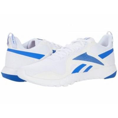 Reebok リーボック メンズ 男性用 シューズ 靴 スニーカー 運動靴 Flexagon Force 3.0 White/White/Court Blue【送料無料】