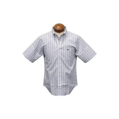 マックレガー ボタンダウン半袖シャツ メンズ 111169101 形態安定加工 L/LL