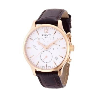 ティソ Tissot 男性用 腕時計 メンズ ウォッチ ホワイト T0636173603700