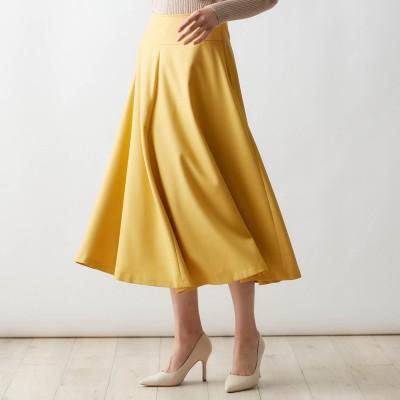 【Bsta】フレアスカート[日本製](スタイルノート/StyleNote)