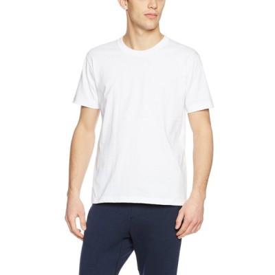 (ユナイテッドアスレ)UnitedAthle 7.1オンス へヴィーウェイト Tシャツ(オープンエンドヤーン) 425201 [メンズ] 001 ホワ