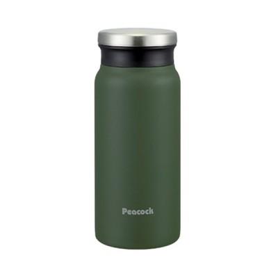 ピーコック魔法瓶 ステンレスボトル AMZ-40 K カーキ
