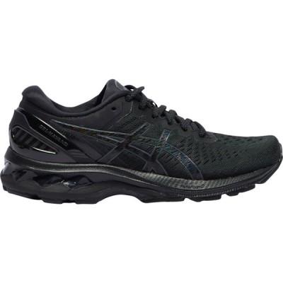 アシックス ASICS レディース ランニング・ウォーキング シューズ・靴 GEL-Kayano 27 Black/Black
