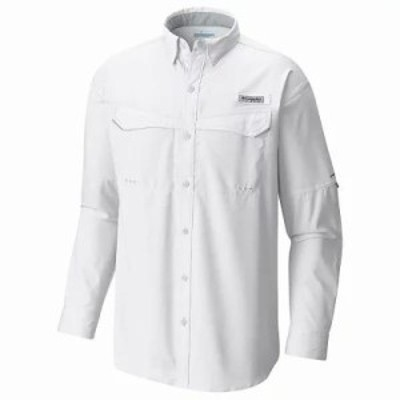 コロンビア シャツ Columbia Low Drag Offshore LS Shirt White