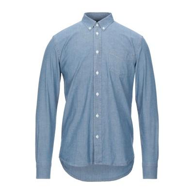 SUIT MODERN ARCHIVES シャツ ブルー S コットン 100% シャツ