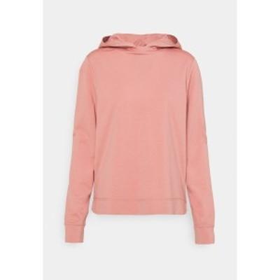 ドライコーン レディース パーカー・スウェットシャツ アウター PAPILIA - Sweatshirt - bubblegum bubblegum