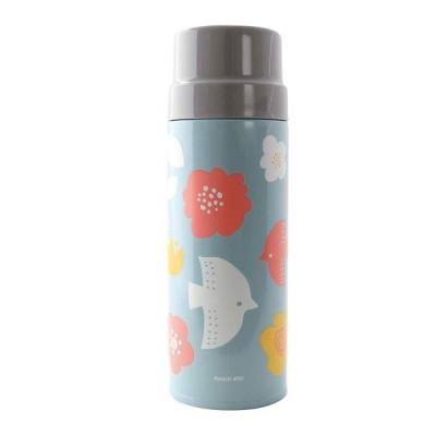Reach Will魔法瓶 フラワー&バード 約480ml おでかけ マグボトル REC-48FB (1472649)
