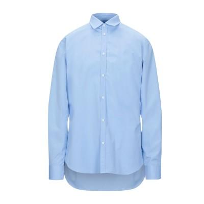 ディースクエアード DSQUARED2 シャツ スカイブルー 44 コットン 100% シャツ