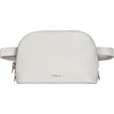 フルラ FURLA レディース ボディバッグ・ウエストポーチ バッグ code l belt bag White