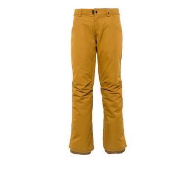 686(686)スノーボード ウェア 20-21 MID-RISE パンツ M0W408 GOLDEN BROWN
