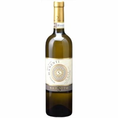 母の日 ギフト 白ワイン ガヴィ・デル・コムーネ・ディ・ガヴィ ブリク・サッシ / ロベルト・サロット 白 750ml イタリア ピエモンテ