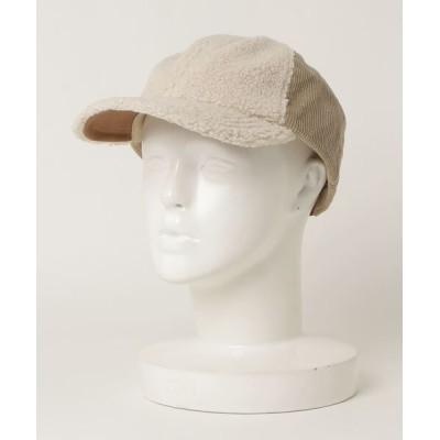 FUNALIVE / 【SENSE OF GRACE】 MOI CAP プードルボア ベースボールキャップ WOMEN 帽子 > キャップ