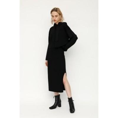 スライ(SLY)/SIDE SLIT MG ミディスカート