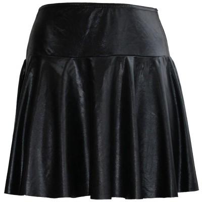 セール フレア スカート ブラック フランス製 送料無料