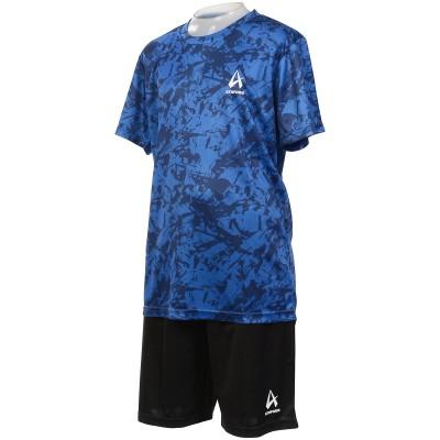 ATHFORM(アスフォーム) ジュニアTシャツ&パンツセット 150.0 BLU ジュニア AF-S21-012-002