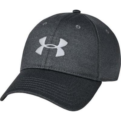 アンダーアーマー 帽子 アクセサリー メンズ Under Armour Men's Twist Adjustable Hat PitchGray