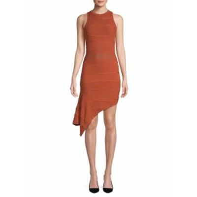 トーンバイ ロニー コボ レディース ワンピース Alzata Asymmetrical Bodycon Dress