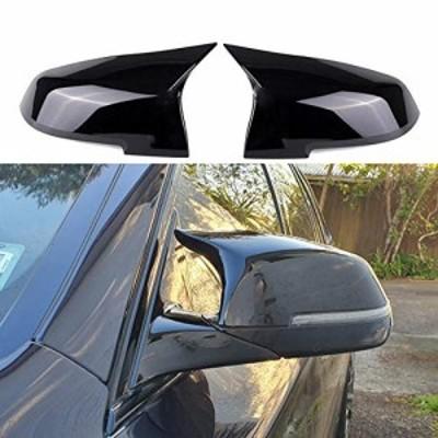 並行輸入品Vernier Calipers Rearview Mirror Covers for BMW 5 Series F10 F11 Lci 2014-2017 Caps Replacement Side Rear-V