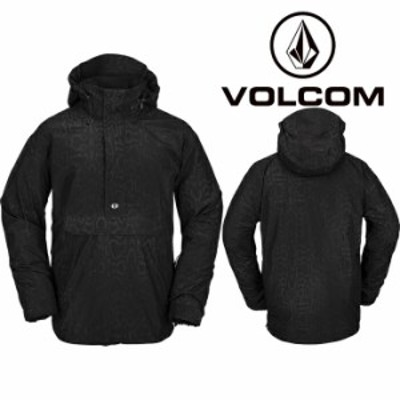 ボルコム ウェア プルオーバー 20-21 VOLCOM MELO GORE-TEX PULLOVER SNK-Snake G0652117 スノーボード ゴアテックス ジャケット 日本正