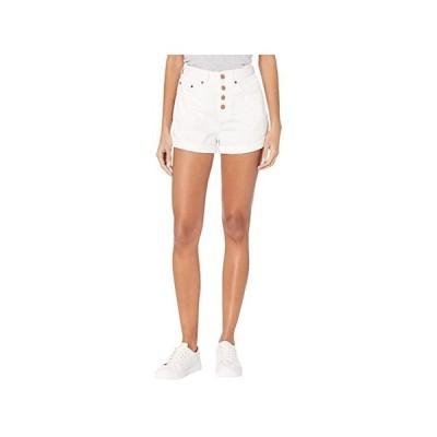 ロキシー Authentic Shorts 2 レディース ショートパンツ ズボン 半ズボン Off-White