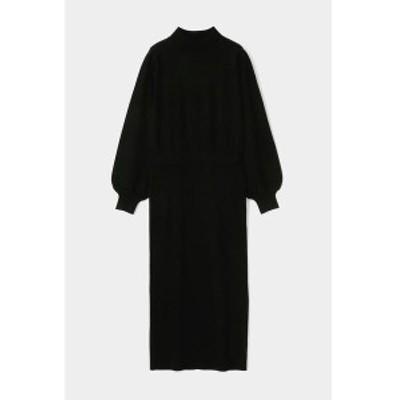 マウジー(MOUSSY)/MIDDLE NECK BLOUSING ドレス