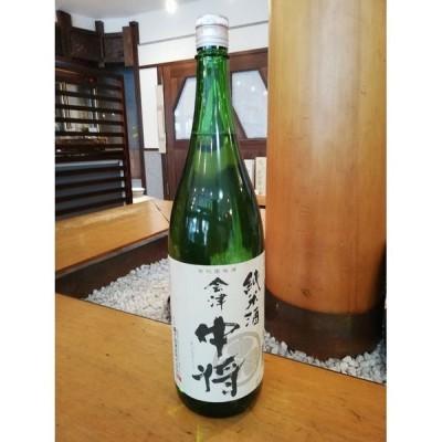 会津中将 純米酒 1.8L 鶴乃江酒造 福島/会津若松