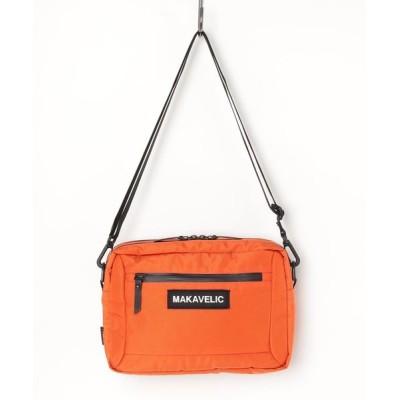 UNCUT BOUND / MAKAVELIC(マキャベリック)  BILAYER POUCH BAG MEN バッグ > ショルダーバッグ
