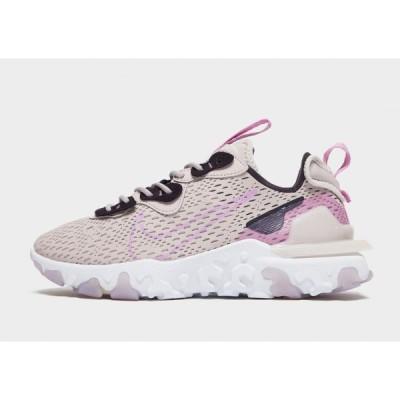 ナイキ Nike レディース スニーカー シューズ・靴 react vision purple