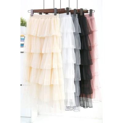スカート フレアスカート ロング ロングフレアスカート フレアスカート大きいサイズ フレアスカート春 無地 ロングスカート 大きいサイズ マキシ
