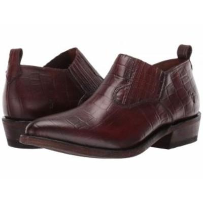 Frye フライ レディース 女性用 シューズ 靴 ブーツ アンクル ショートブーツ Billy Shootie Cognac 1【送料無料】