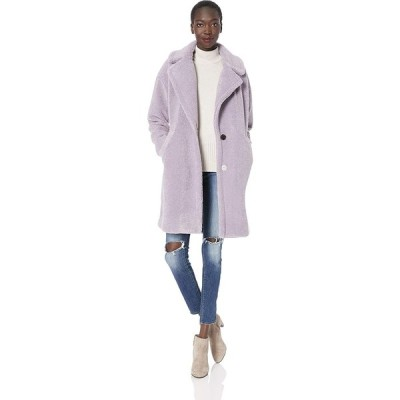 KENDALL + KYLIE OUTERWEAR レディース US サイズ: Large カラー: パープル