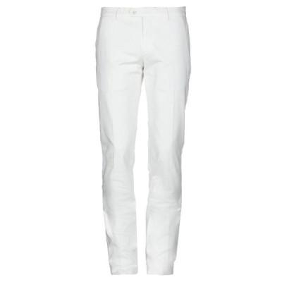 LARDINI チノパンツ ファッション  メンズファッション  ボトムス、パンツ  チノパン ホワイト
