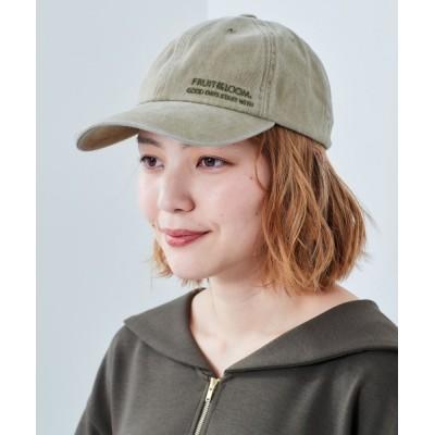 cepo / ウ゛ィンテージライクロゴCAP WOMEN 帽子 > キャップ