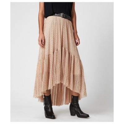 スカート AUBREY DOT SKIRT | AUBREYドットスカート